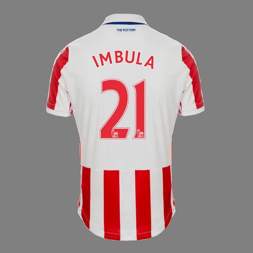 2016-17 Junior Home SS Shirt - Imbula
