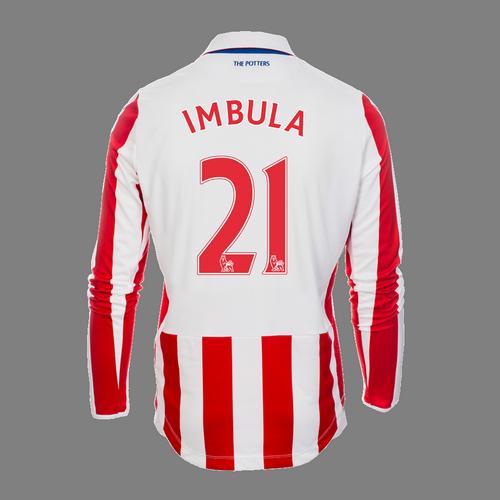 2016-17 Adult Home LS Shirt - Imbula