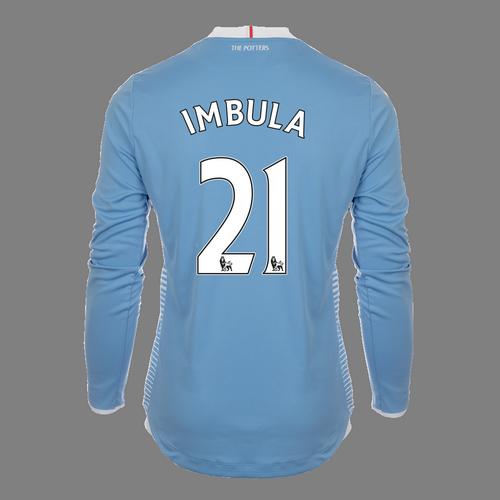 2016-17 Adult Away LS Shirt - Imbula