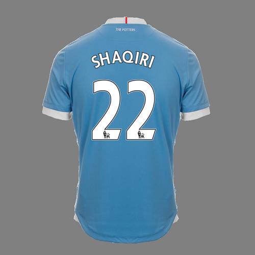 2016-17 Adult Away SS Shirt - Shaqiri