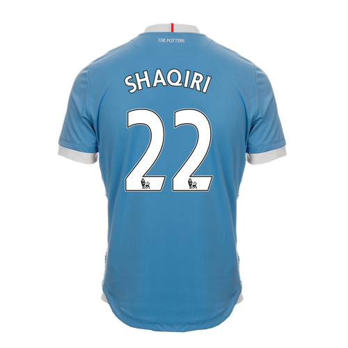2016-17 Junior Away SS Shirt - Shaqiri