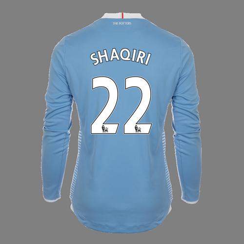 2016-17 Adult Away LS Shirt - Shaqiri