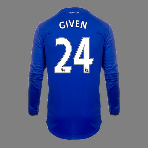2016-17 Junior Home GK Shirt - Given