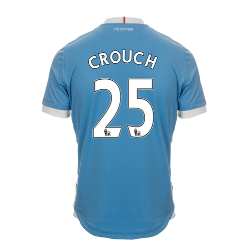2016-17 Ladies Fit SS Away Shirt - Crouch