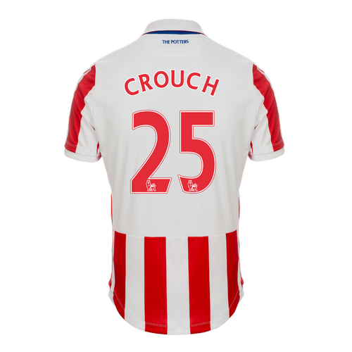 2016-17 Ladies Fit SS Home Shirt - Crouch