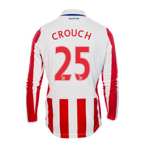 2016-17 Adult Home LS Shirt - Crouch