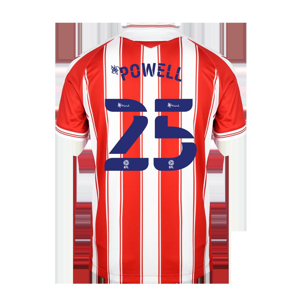 2020/21 Adult Home SS Shirt - Powell