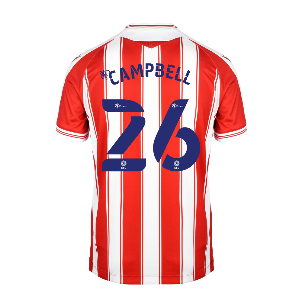2020/21 Junior Home SS Shirt - Campbell