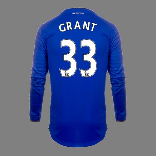 2016-17 Junior Home GK Shirt - Grant