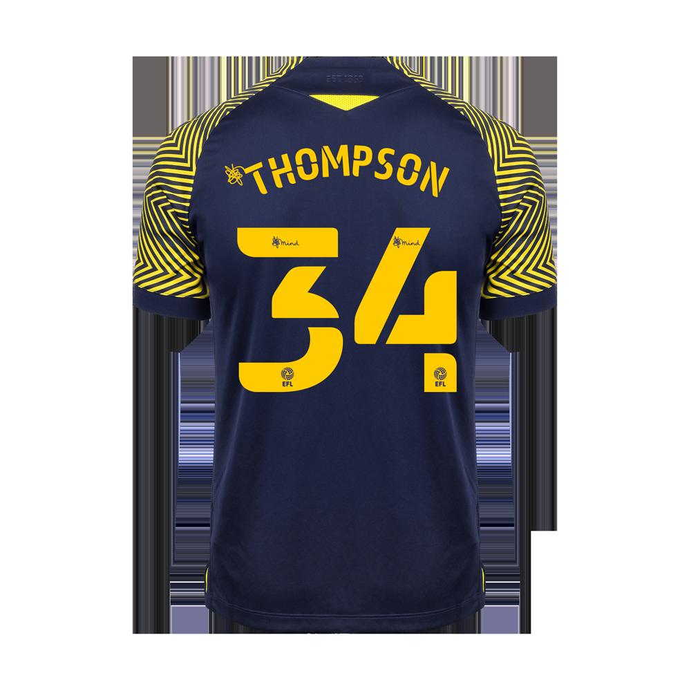 2020/21 Adult Away SS Shirt - Thompson