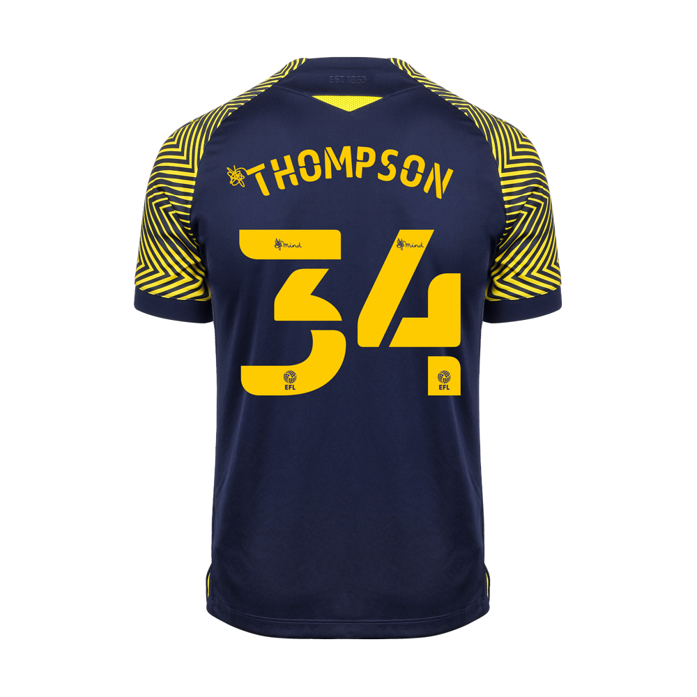 2020/21 Junior Away SS Shirt - Thompson