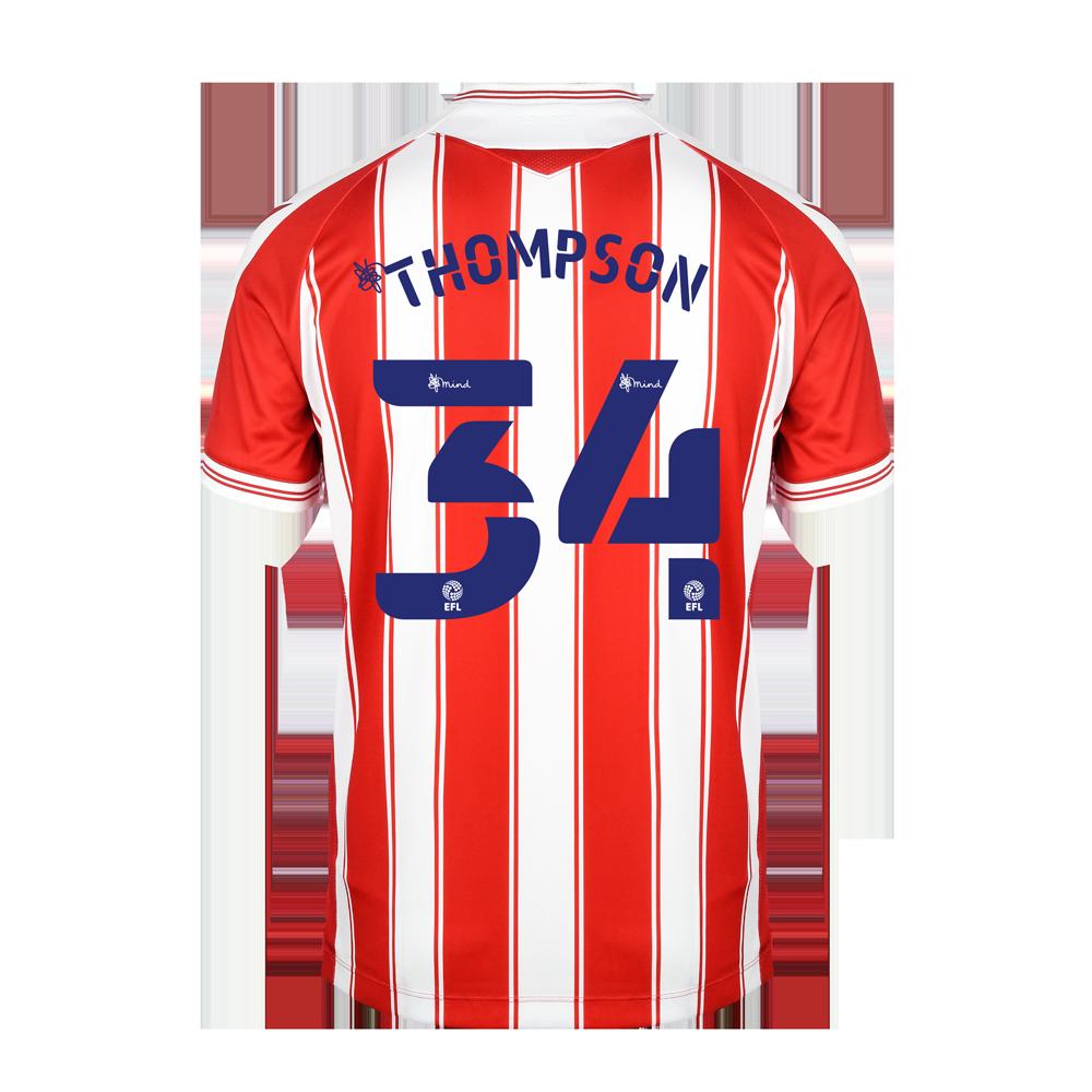 2020/21 Junior Home SS Shirt - Thompson