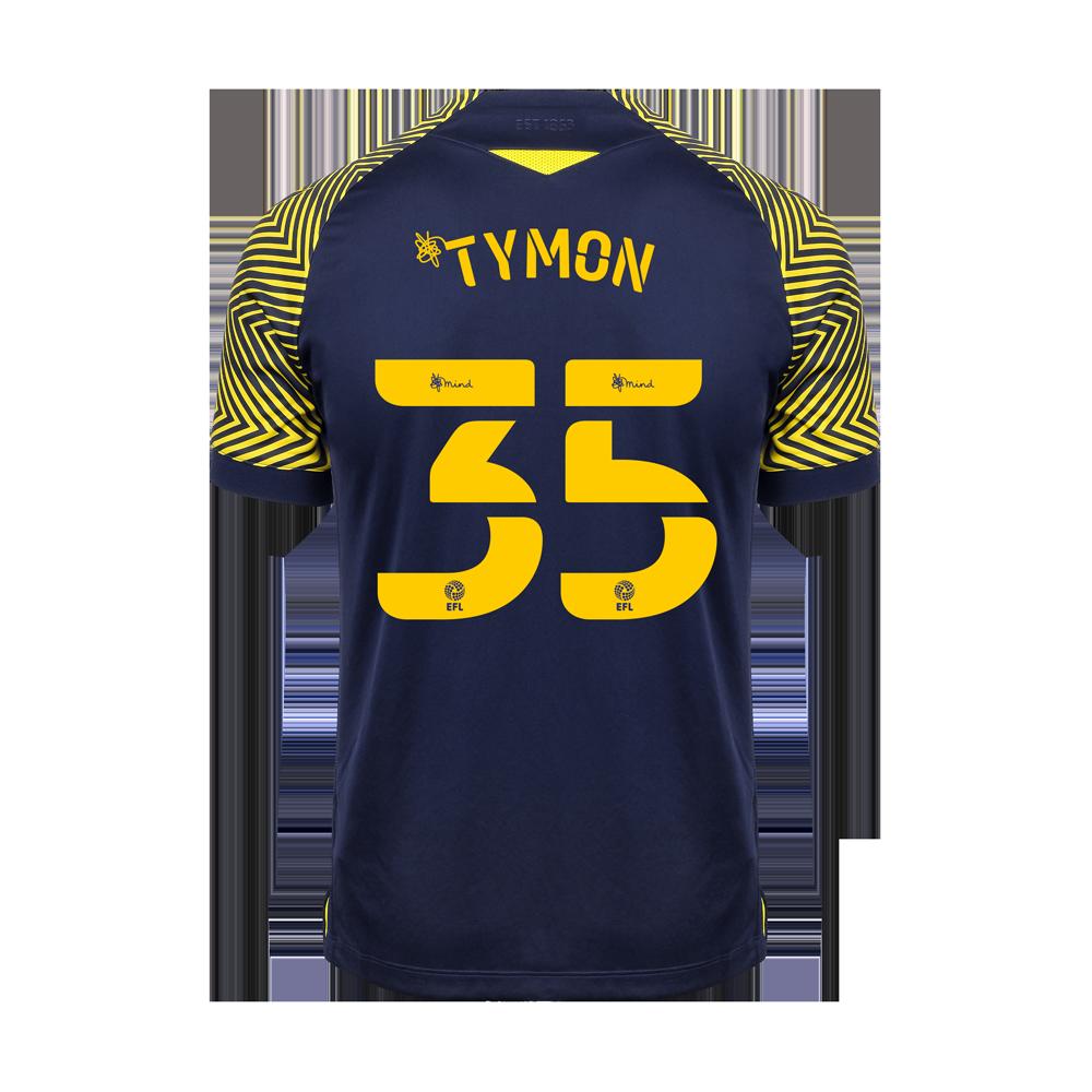 2020/21 Junior Away SS Shirt - Tymon