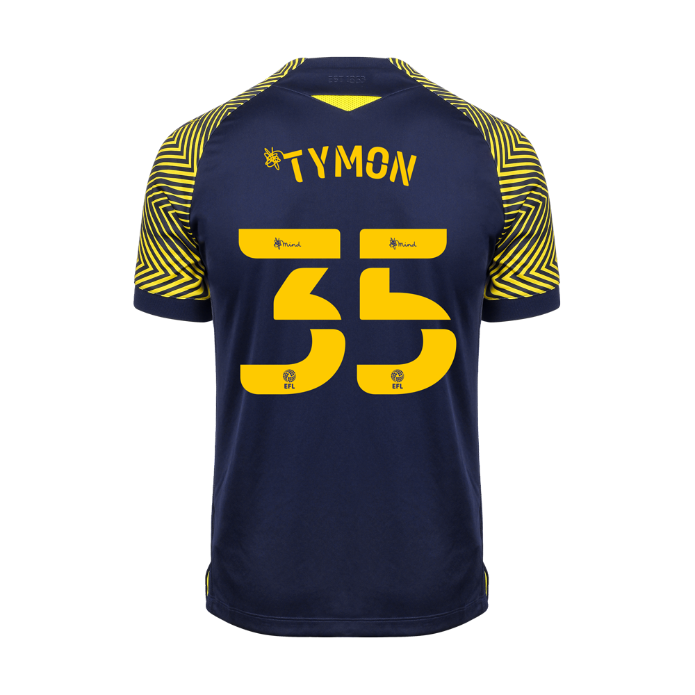 2020/21 Ladies Fit Away Shirt - Tymon