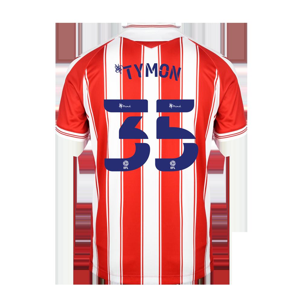 2020/21 Ladies Fit Home Shirt - Tymon