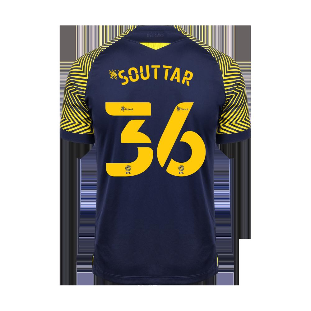 2020/21 Junior Away SS Shirt - Souttar