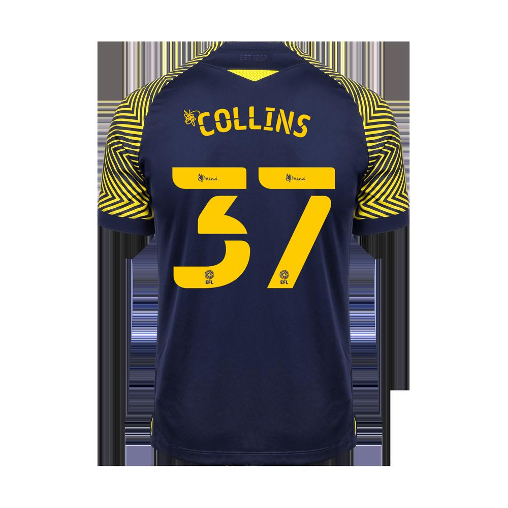 2020/21 Junior Away SS Shirt - Collins