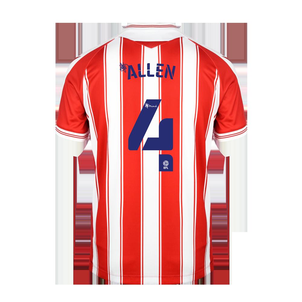 2020/21 Junior Home SS Shirt - Allen
