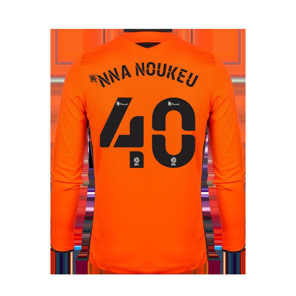 2020/21 Junior Away GK Shirt - Nna Noukeu