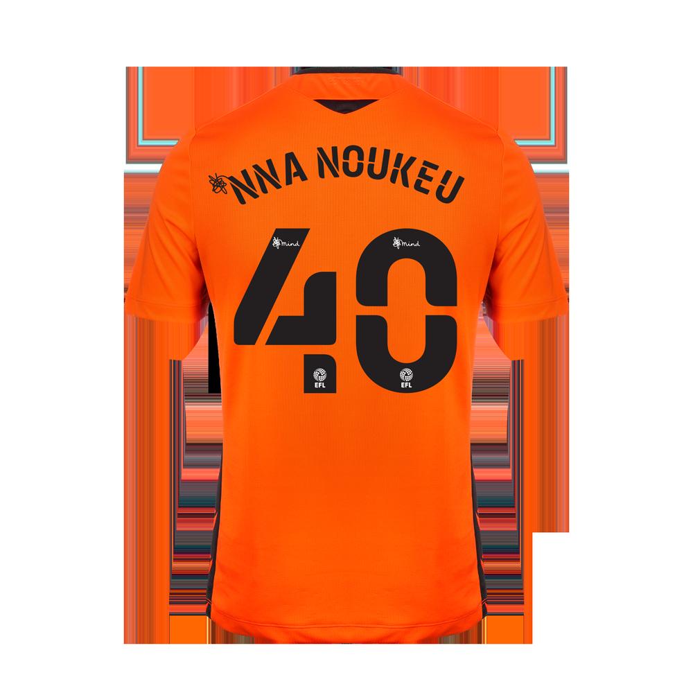 2020/21 Junior SS Away GK Shirt - Nna Noukeu
