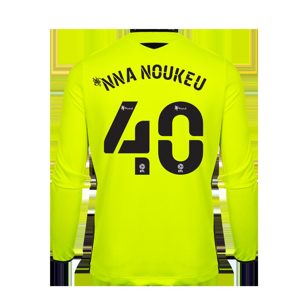 2020/21 Junior Home GK Shirt - Nna Noukeu