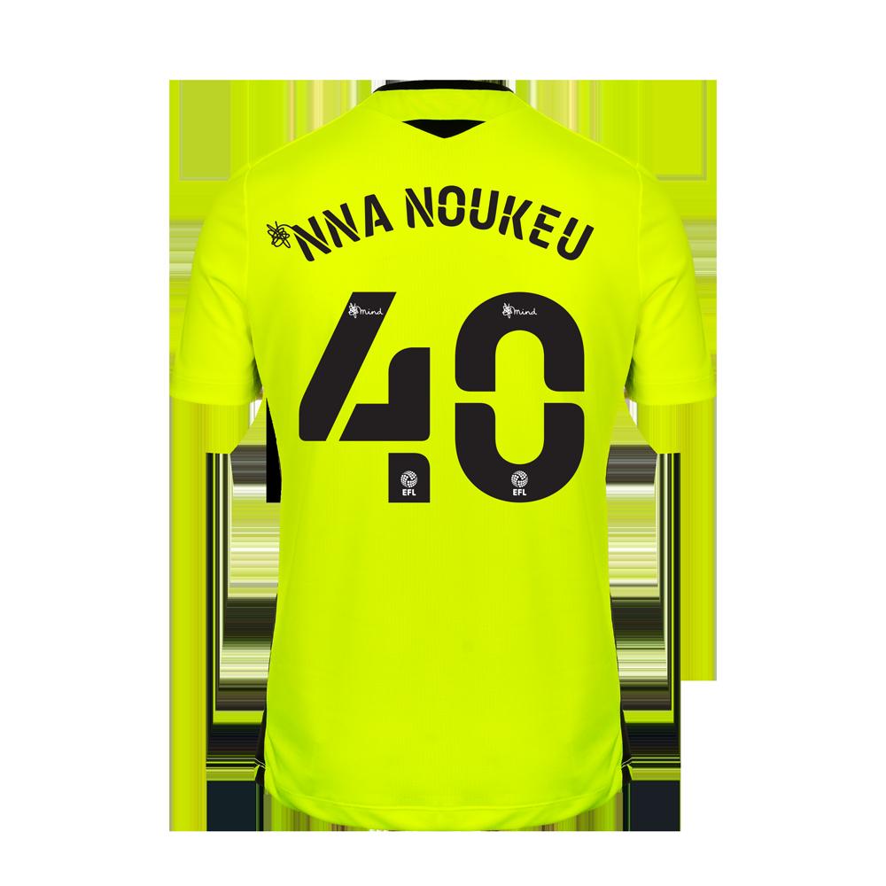2020/21 Junior SS Home GK Shirt - Nna Noukeu