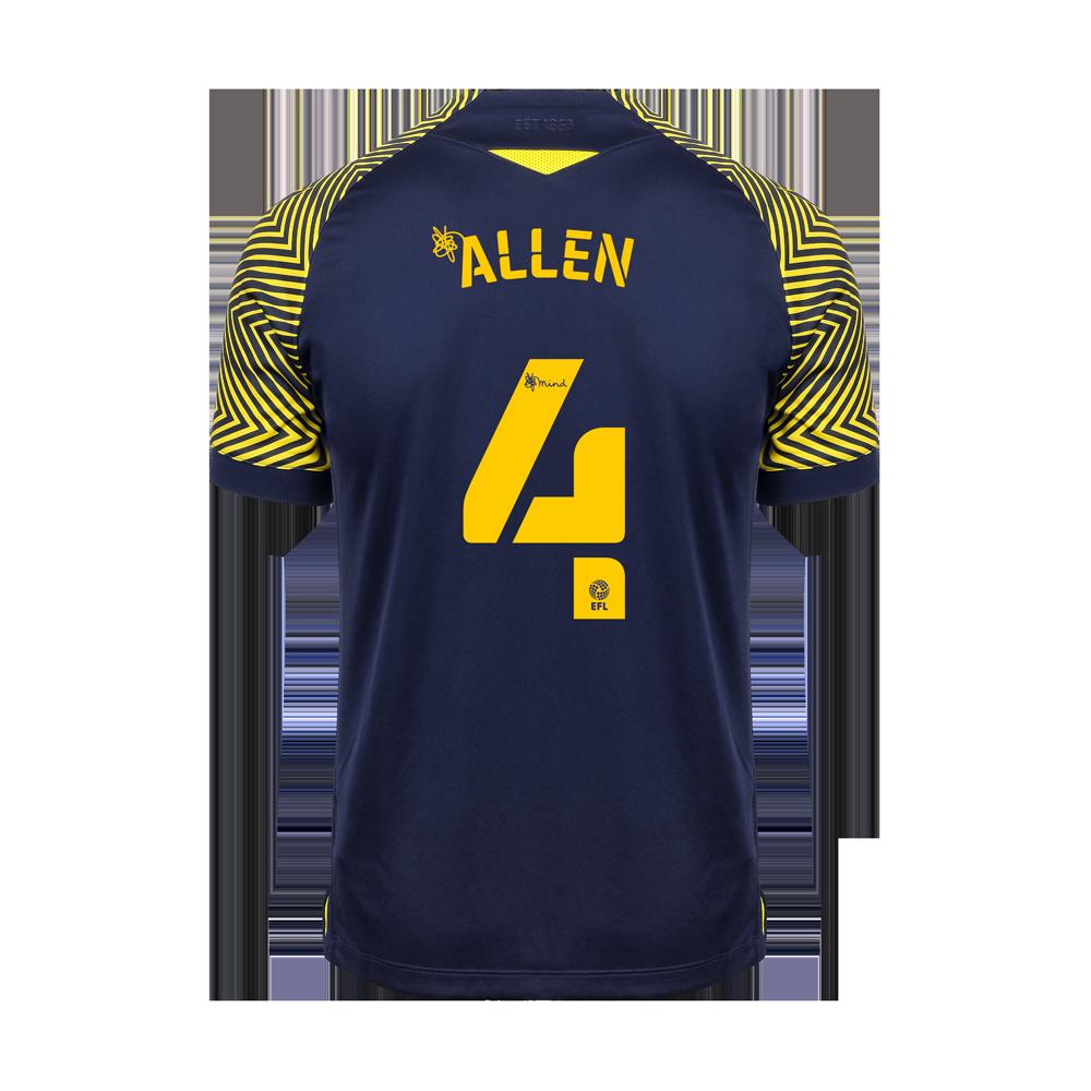 2020/21 Adult Away SS Shirt - Allen