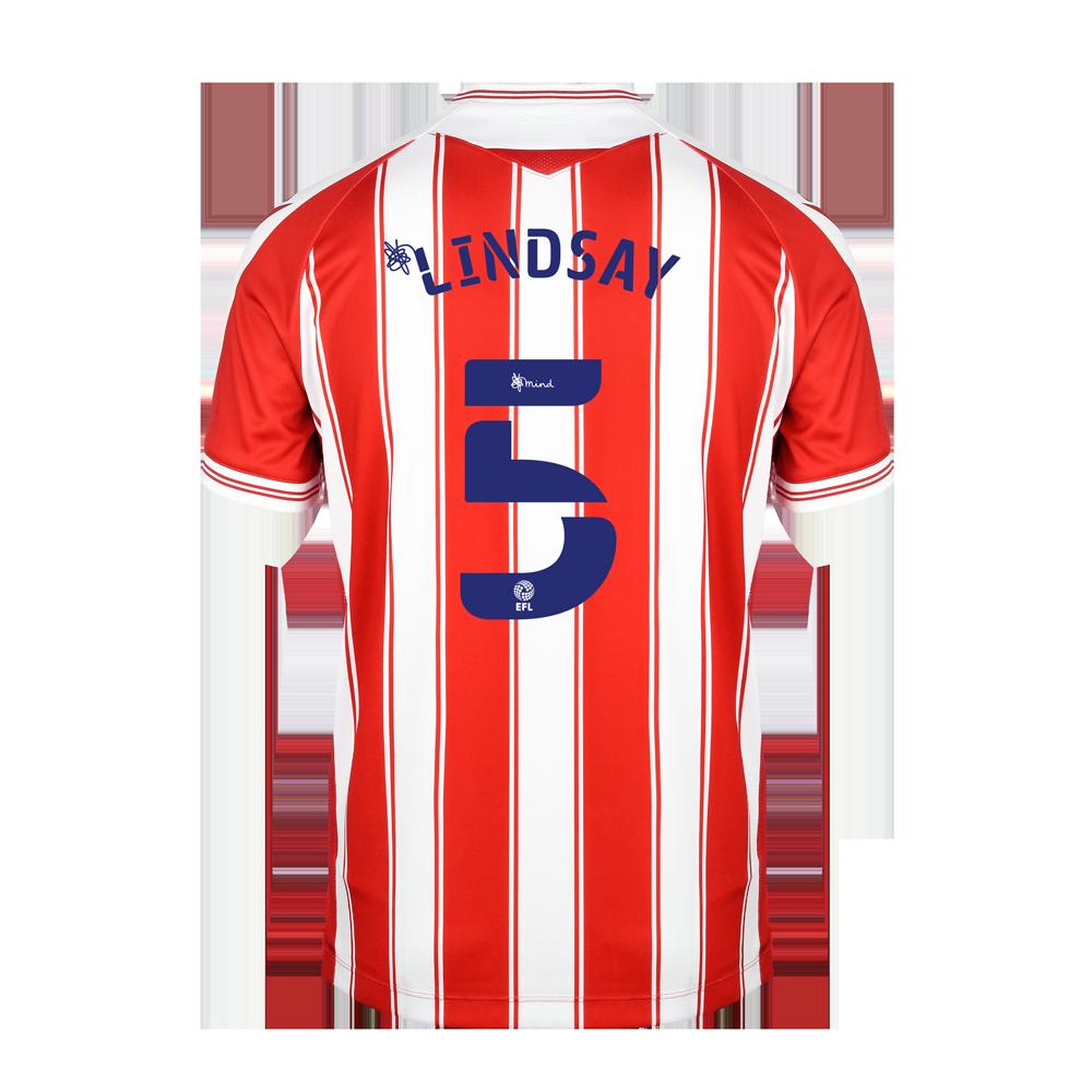 2020/21 Junior Home SS Shirt - Lindsay