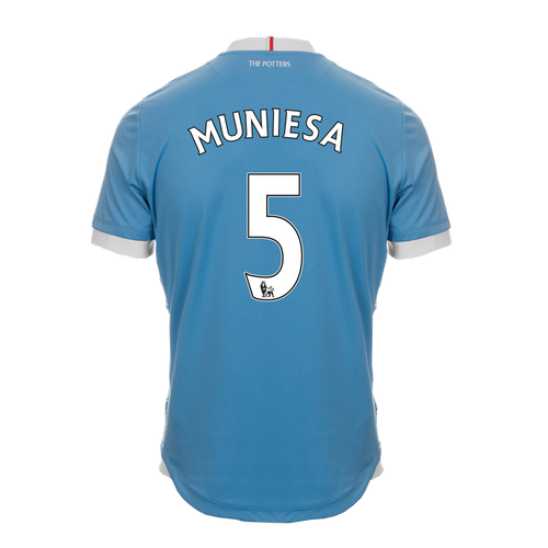 2016-17 Ladies Fit SS Away Shirt - Muniesa