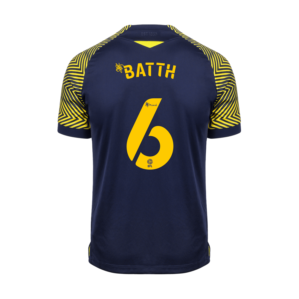 2020/21 Junior Away SS Shirt - Batth