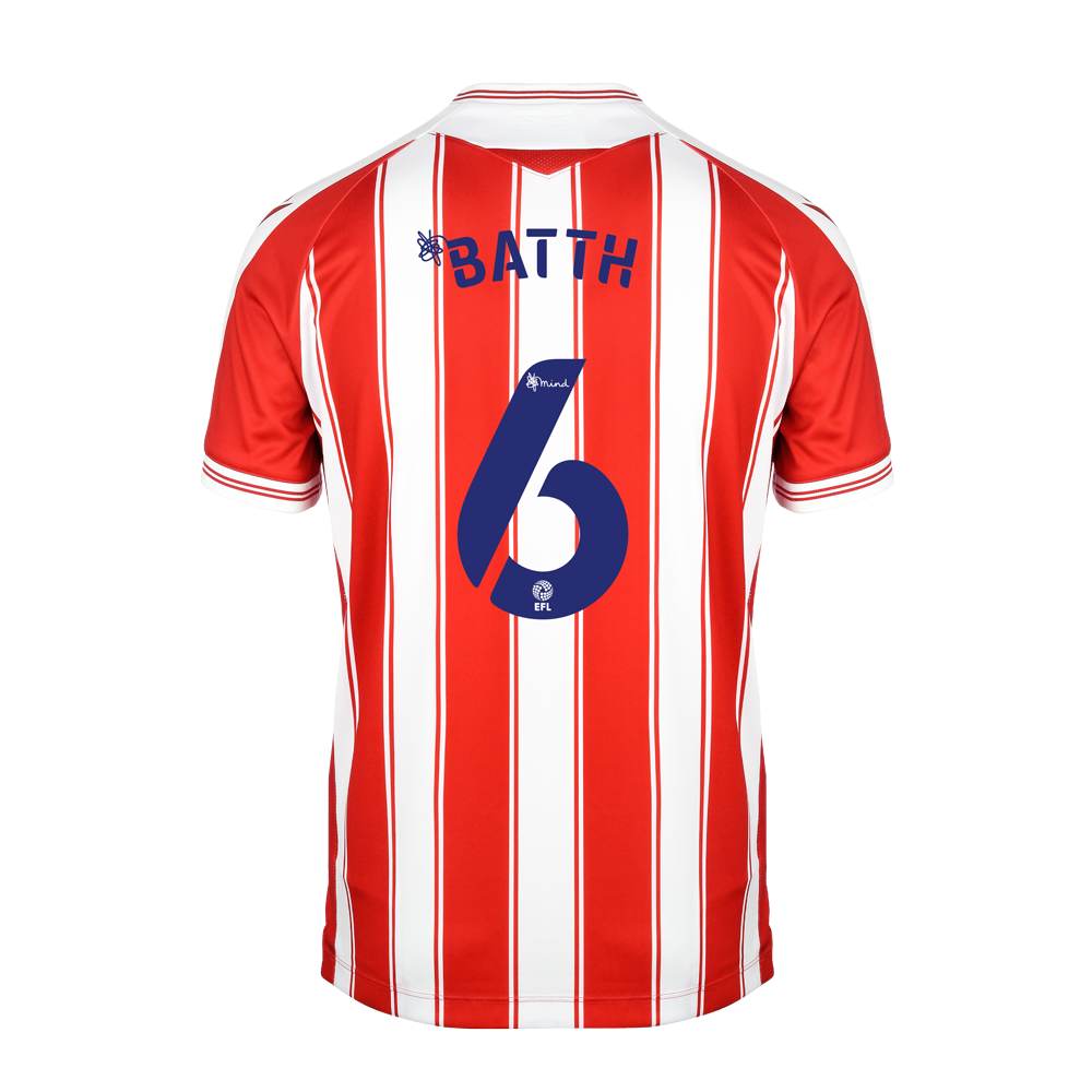 2020/21 Junior Home SS Shirt - Batth