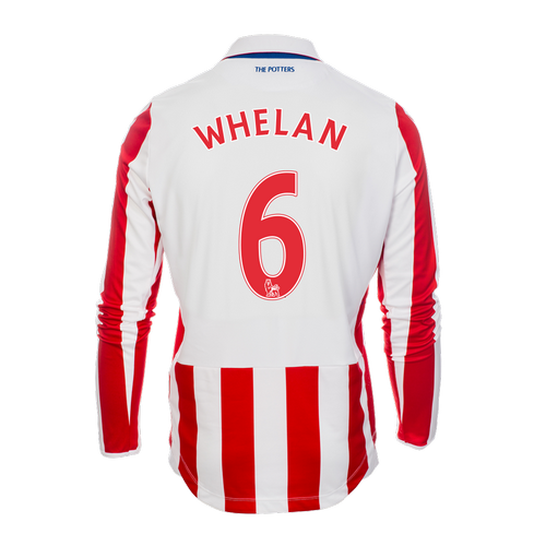 2016-17 Adult Home LS Shirt - Whelan