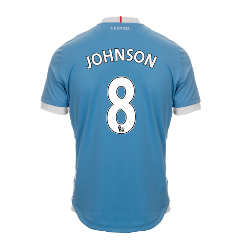 2016-17 Ladies Fit SS Away Shirt - Johnson