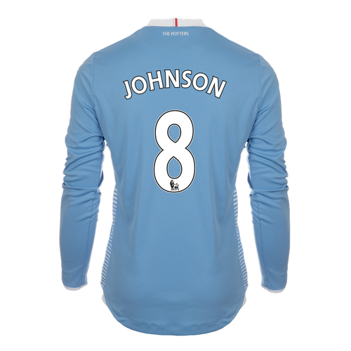 2016-17 Adult Away LS Shirt - Johnson
