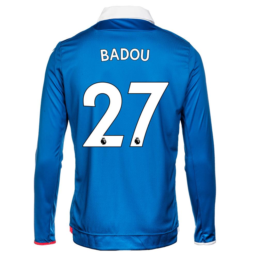 2017/18 Junior Away LS Shirt - Badou