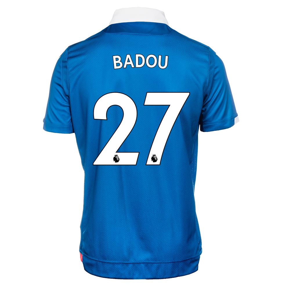 2017/18 Adult Away SS Shirt - Badou