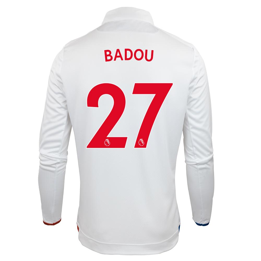 2017/18 Junior Third LS Shirt - Badou