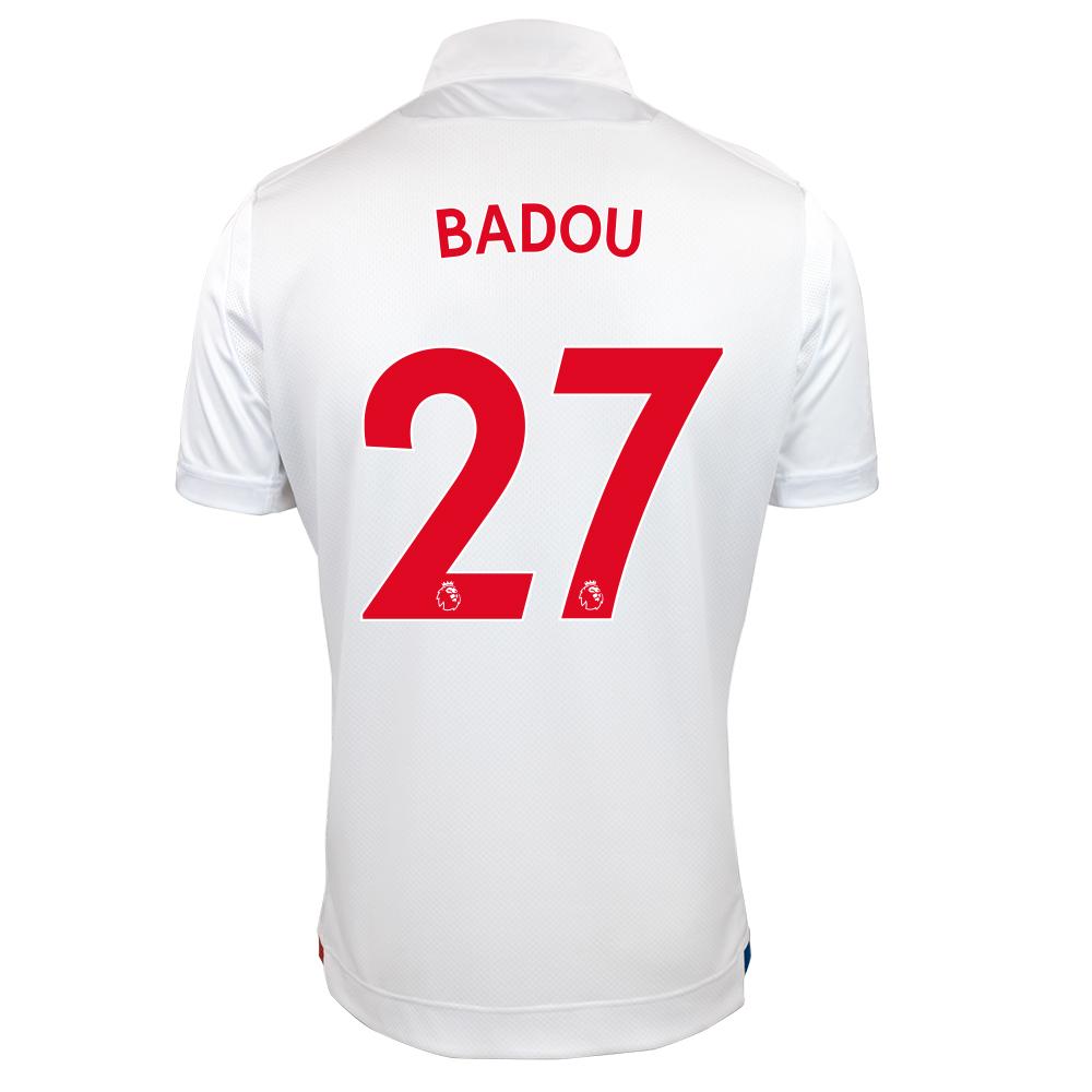 2017/18 Adult Third SS Shirt - Badou