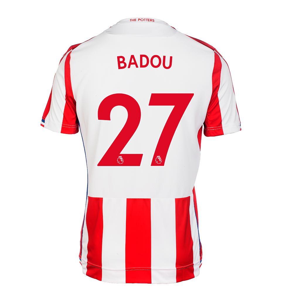 2017/18 Junior Home SS Shirt - Badou