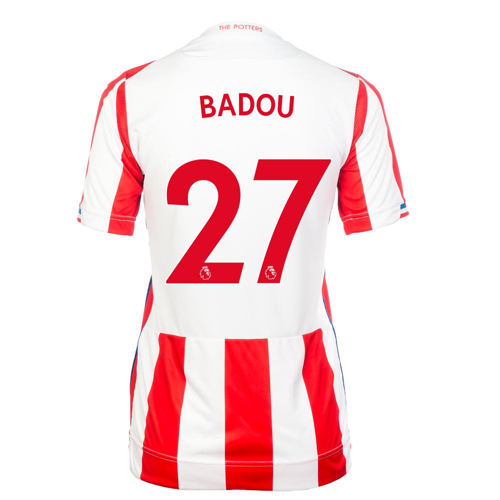 2017/18 Ladies Home Shirt - Badou