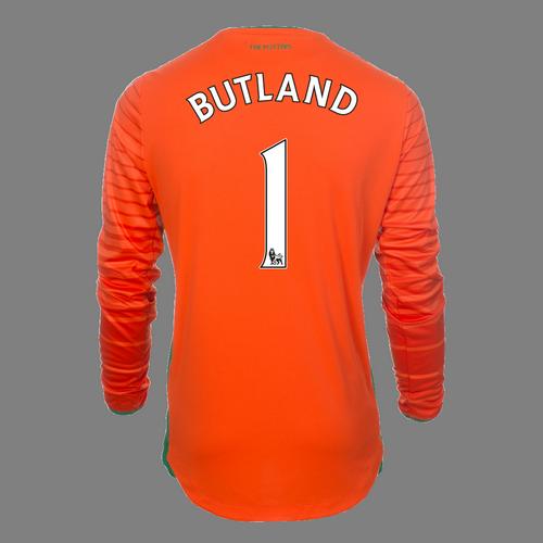 2016-17 Junior Away GK Shirt - Butland