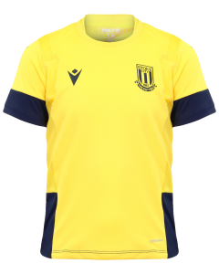 2020/21 Junior Training Poly Jersey  - YELLOW
