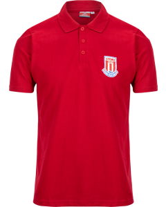 Essentials Polo Shirt - Red