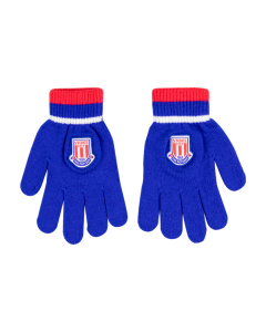 Jack Knit Gloves BLUE ADULT