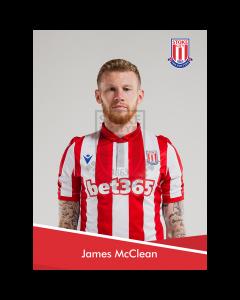 19/20 McClean Headshot