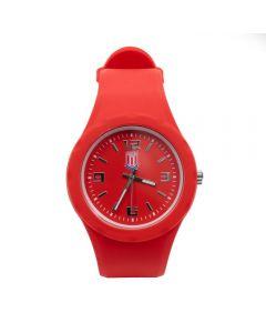 PVC Strap Watch