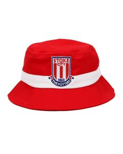 Stoke City Bucket Hat
