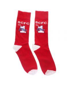 Stoke City Junior No1 Fan Sock
