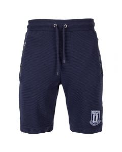 Dino Adult Casual Shorts - Navy