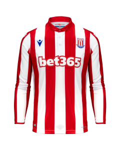 2019/20 Adult Home LS Shirt - Martins Indi